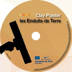 CD clay plaster