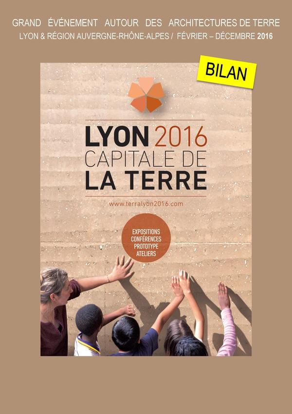 Terra 2016 Lyon capitale de la terre