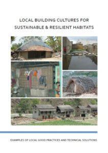 Book - Local building cultures for sustainable and resilient habitats